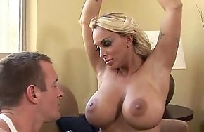 stunning order about blonde fucked hard mesh workout