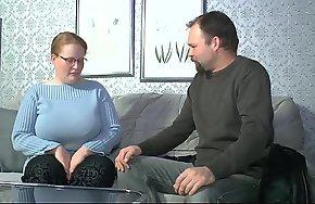 DEUTSCHLAND REPORT - Hardcore mature fuck with amateur German couple