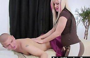 AdultMemberZone - Sexy Massage Leads to Hardcore Having it away