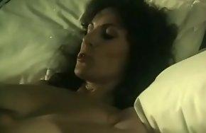 Gorgeous chunky tit golden-haired retro milf