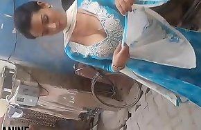 Hot indian babe sexy boobs jizzed at her toughness