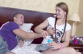 Compressed Stepsister Tempted in Fellow-feeling a intrigue